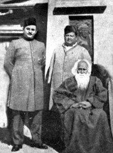 Bir Birkam and Rabindranath