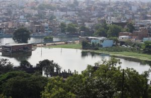 Bhopal the city of lakes