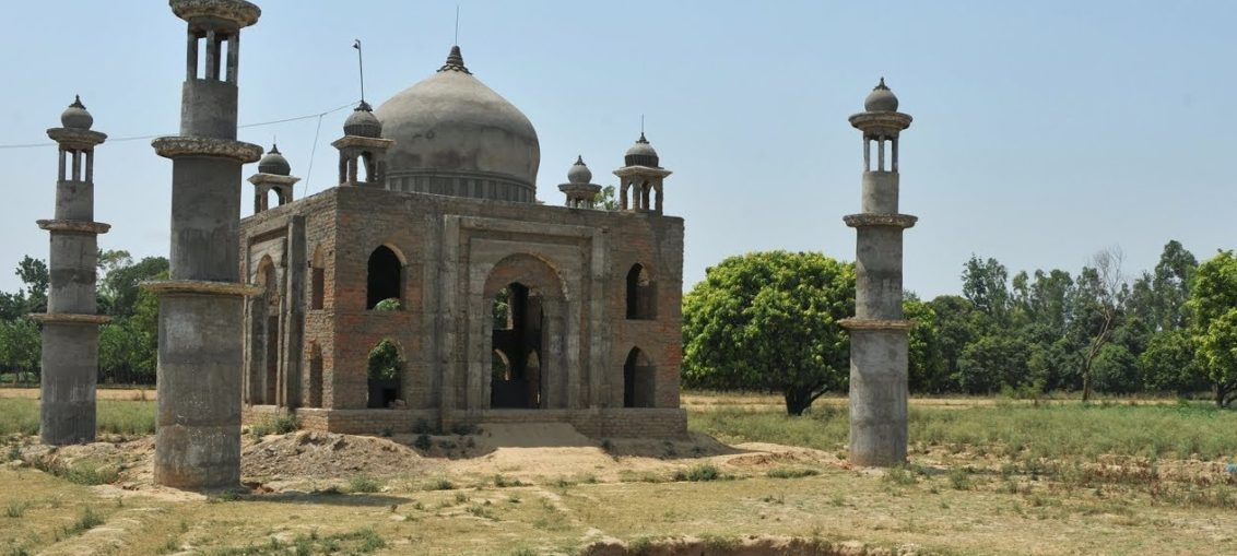 BULANDSHAHR'S SHAH JAHAN WAS BURIED AT HIS TAJ