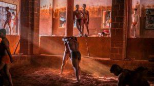 Kolhapur wresling