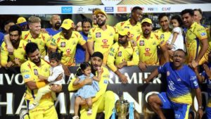 vivo ipl 2018 winners