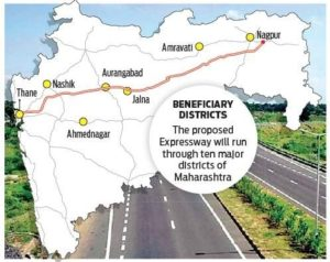 Mumbai Nagpur Super Communication Expressway